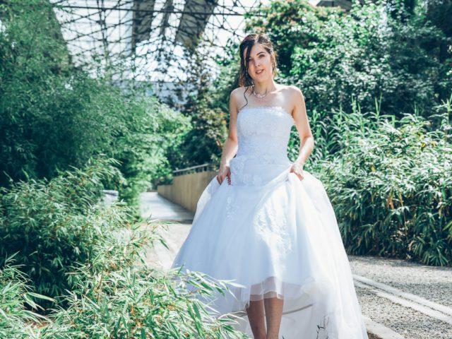 photographe mariage-robe de mariée-coloré-nantes-fonderie-mlle danzanta